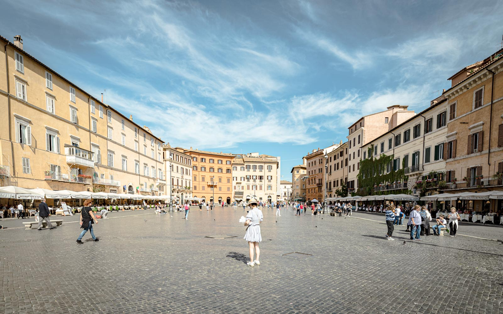 Piazze di Roma
